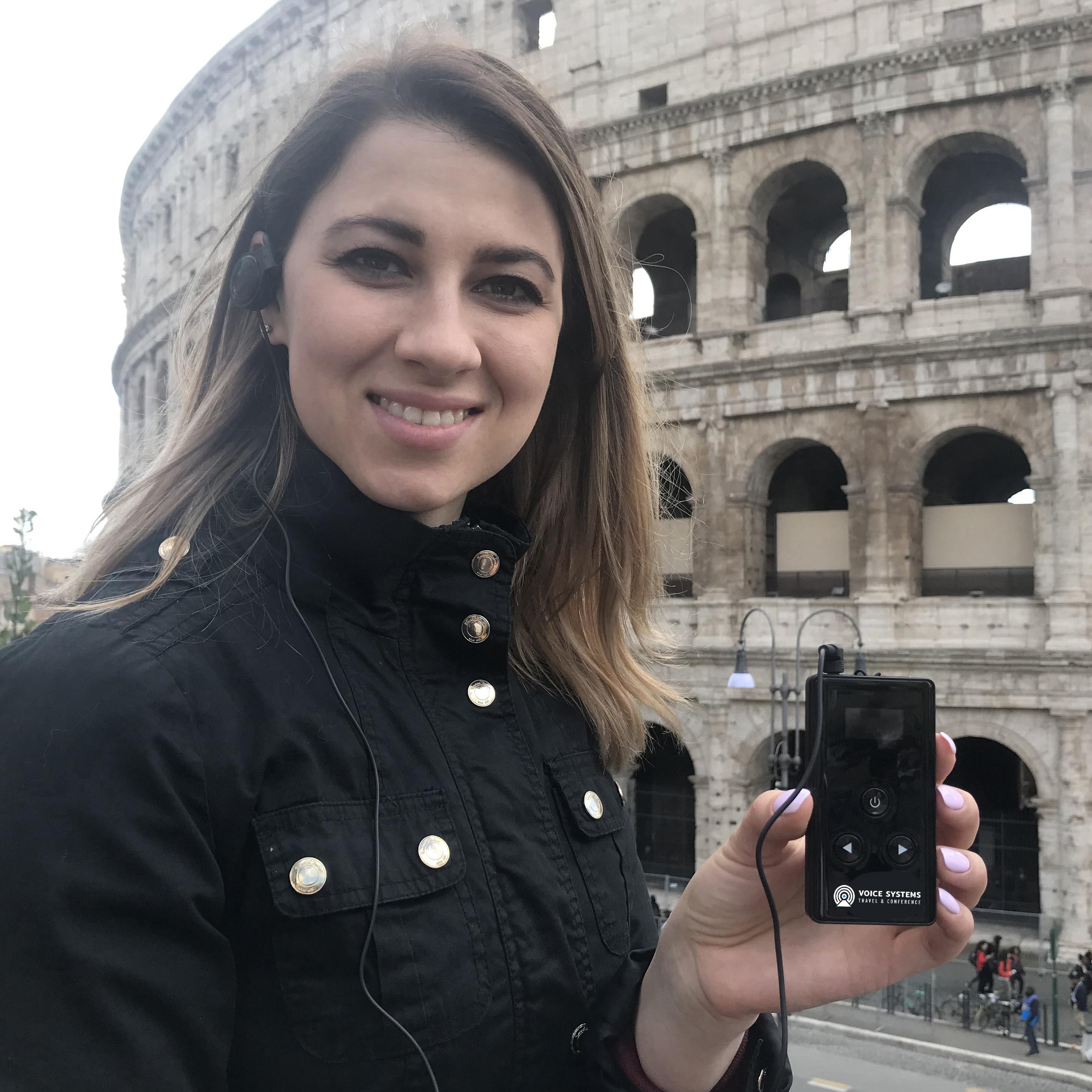 экскурсия с радиогидами в Европе